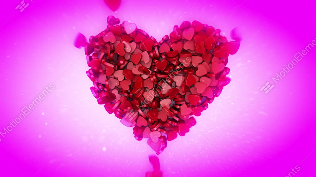 Happy Valentine S Day 3d Animation Stock Animation 10281453