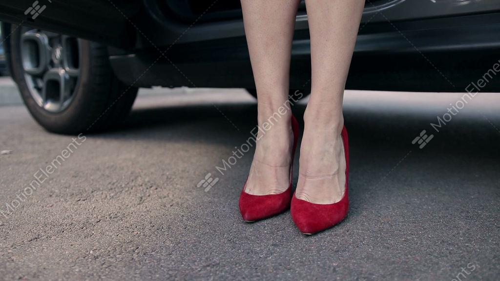 sexy high heels video