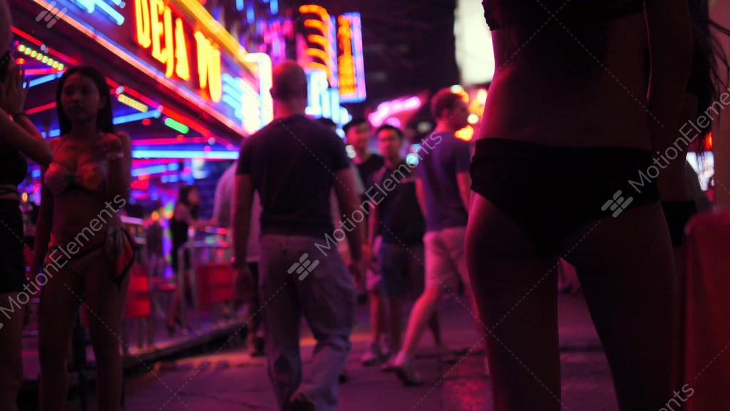 Thai bar video