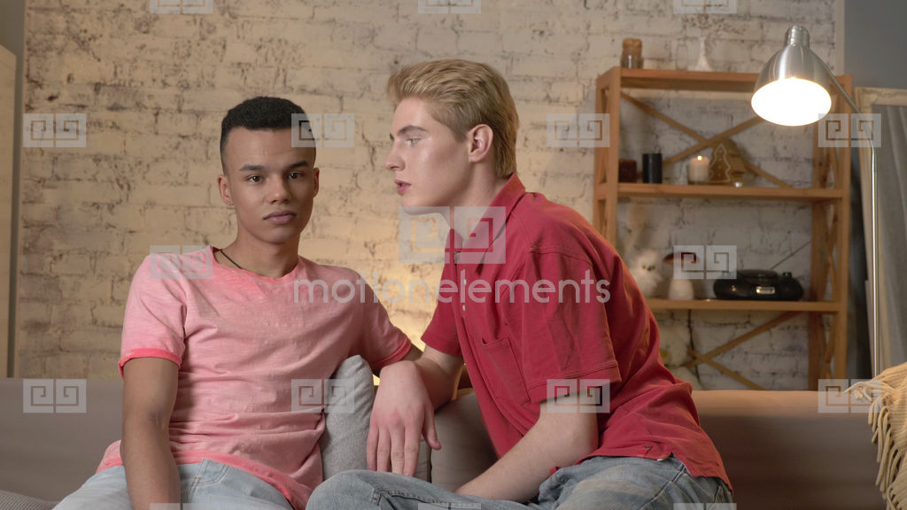Two homosexual boys