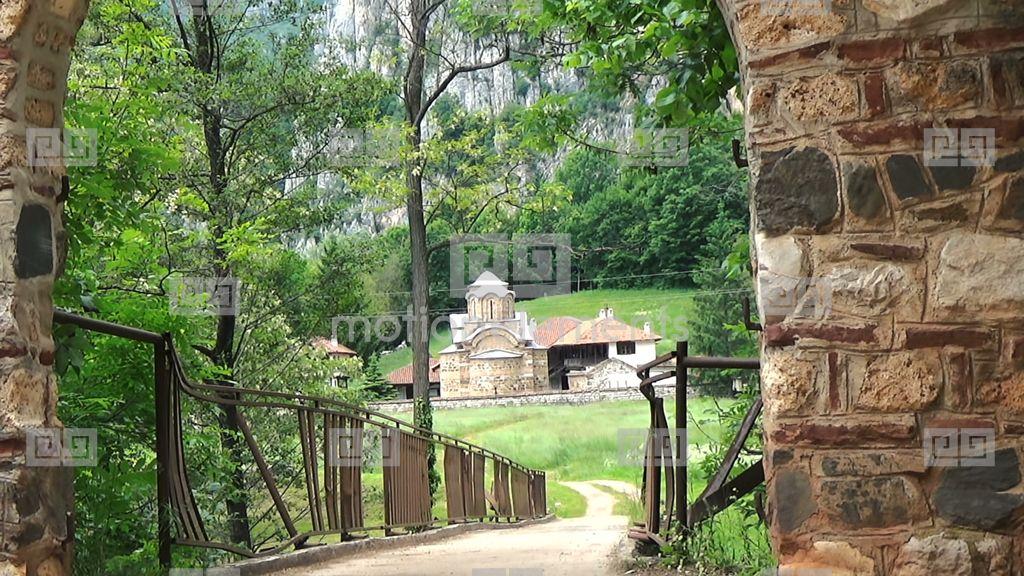 Roks And Poganovo Monastery Of St. John The Theologian And ...