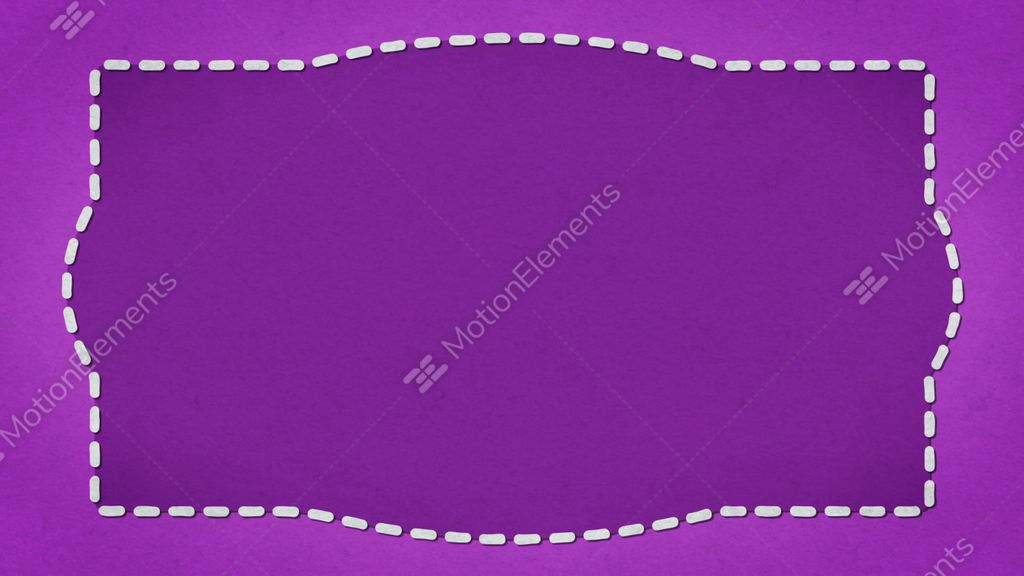 frame dashes border paper texture animated purple background stock animation 9281282. Black Bedroom Furniture Sets. Home Design Ideas