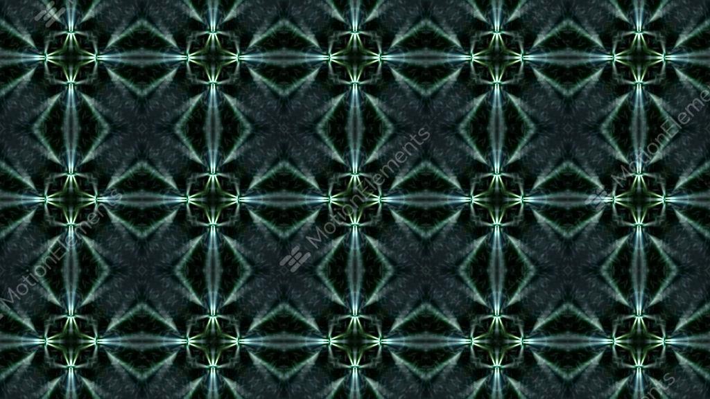 Flower Fancy Ceramic Tile Pattern mosaics Puzzle Stock