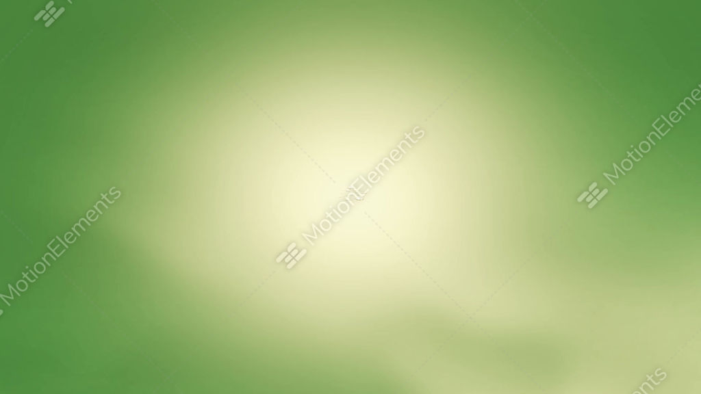 Clouds Zoom Out Of Screen On Green Background Stock ...