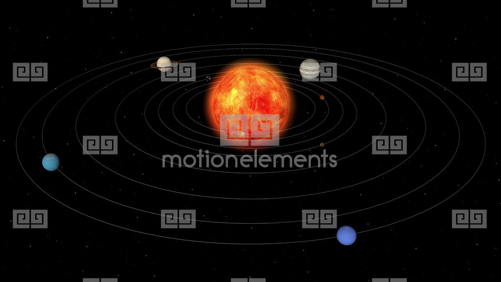 animated planets solar system - photo #32