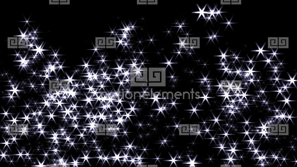 Magic Sparkles Fairy Dust Wand Particle Trail Transition 4K Stock video  footage