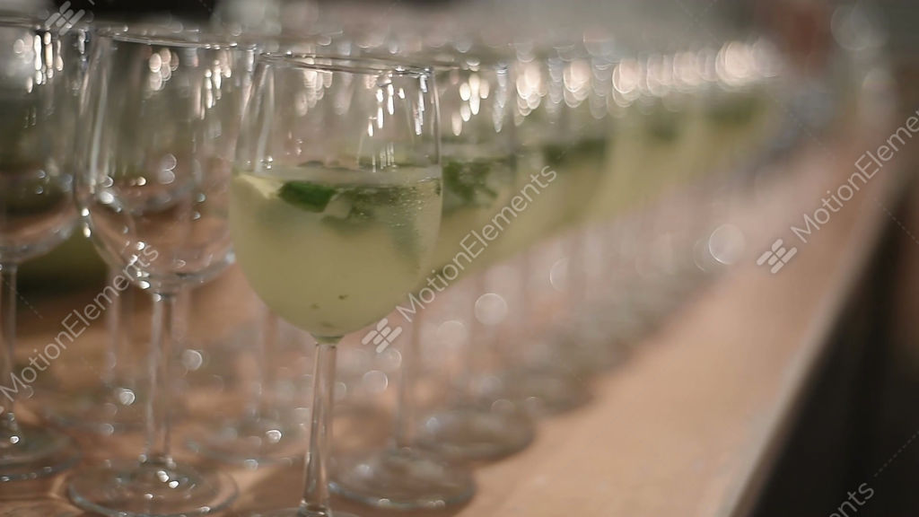 how to make mojito drink video