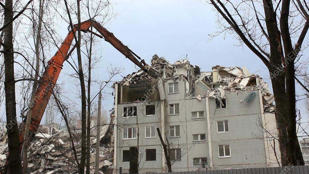 Building Demolition Game App