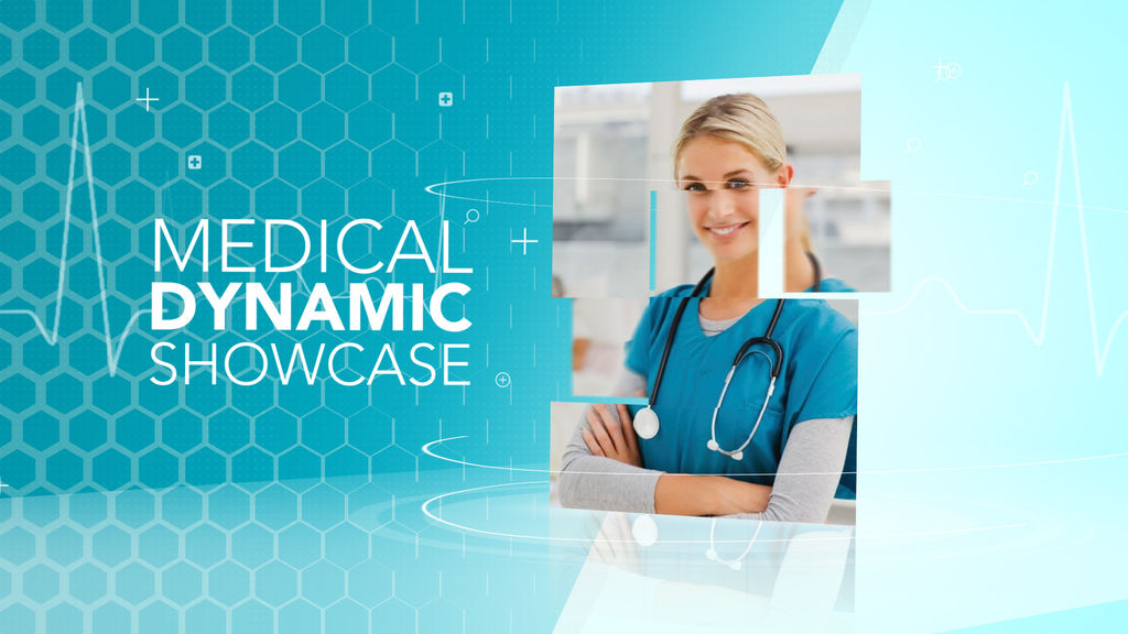 final cut pro wedding templates - medical dynamic showcase after effects template after