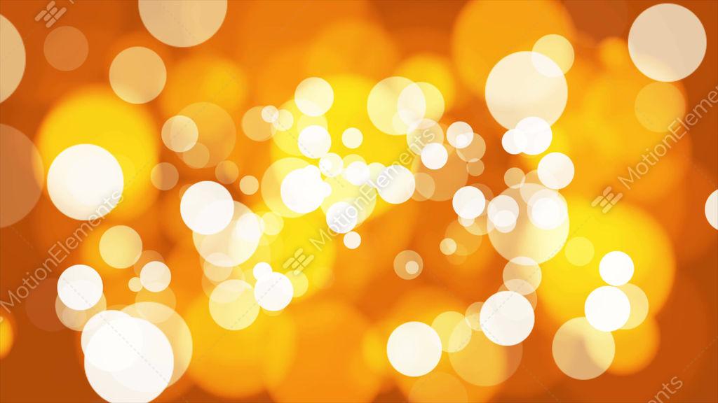 Broadcast Light Bokeh, Golden, Events, Loopable, 4K Stock Animation
