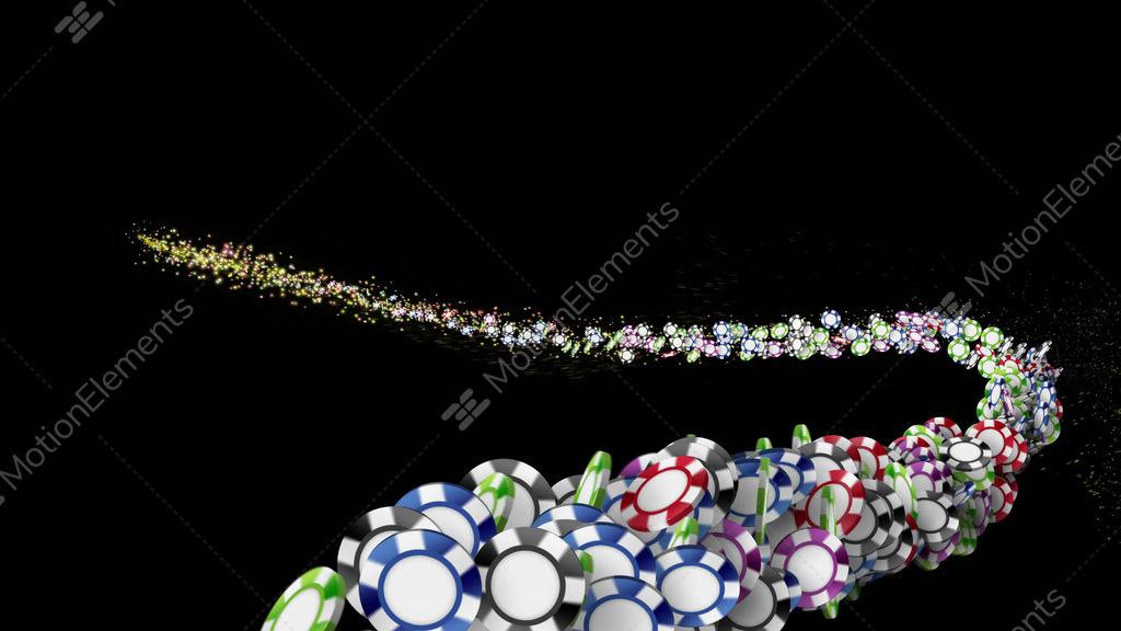 Many casino chips cg animation stock animation 11022698 for Asino amiatino
