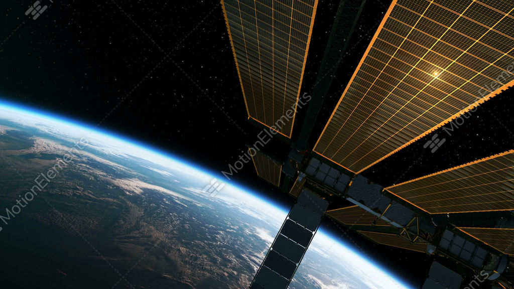space station trajectory - photo #16