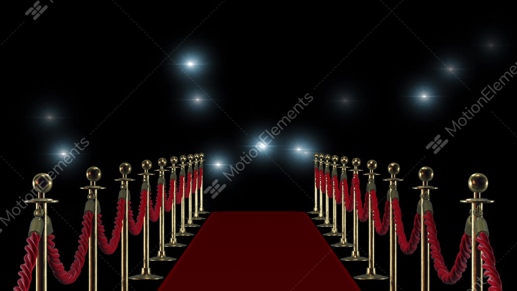 Red Carpet On The Background Of Camera Flashes Stock video ...