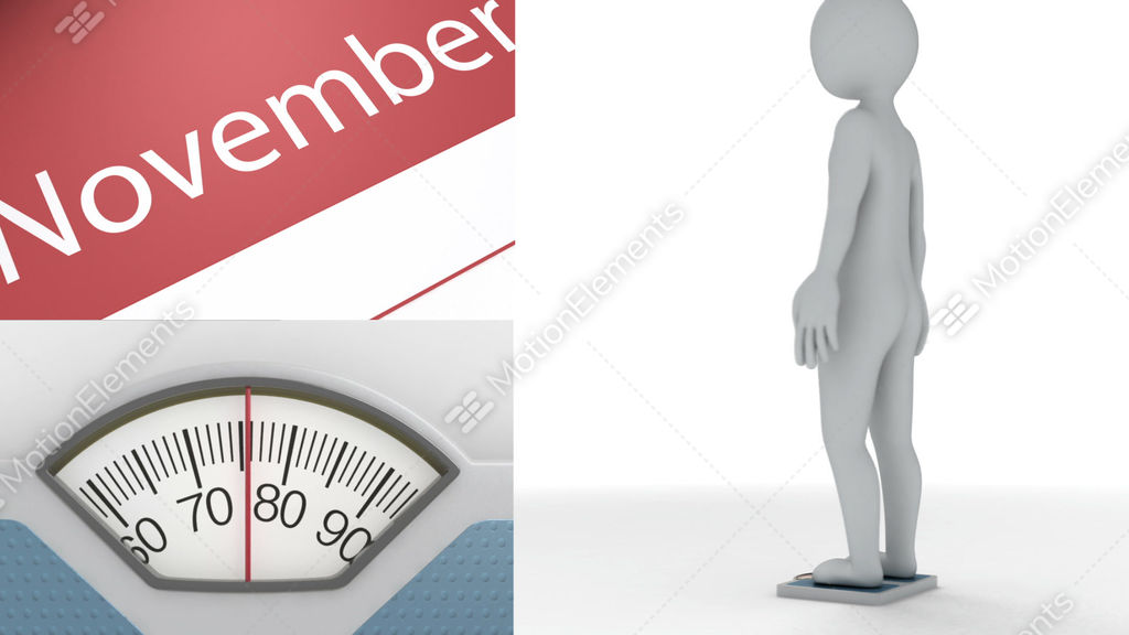 Weight Loss Stock Animation | 1131212