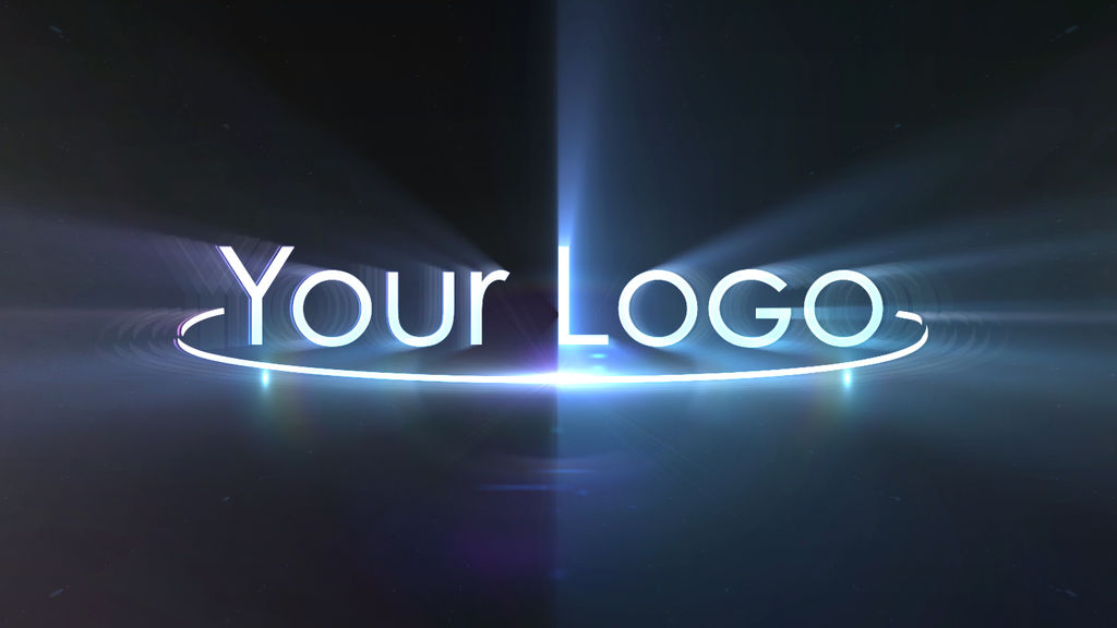 Digital Stroke Logo – Apple Motion And Final Cut Pro X Template Apple Motionテンプレート