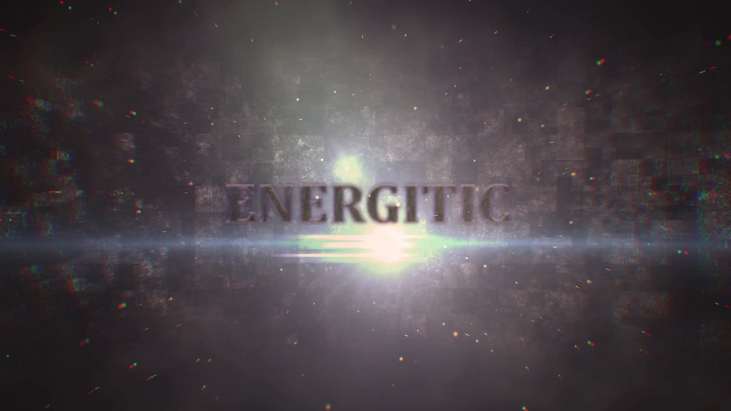 Dark Epic Title After Effects templates