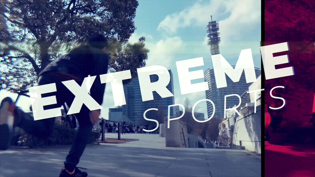 Sports After Effects templates