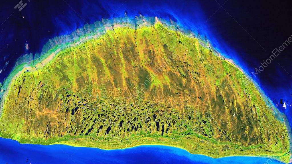 Original Satellite Images Of Stock Video Footage