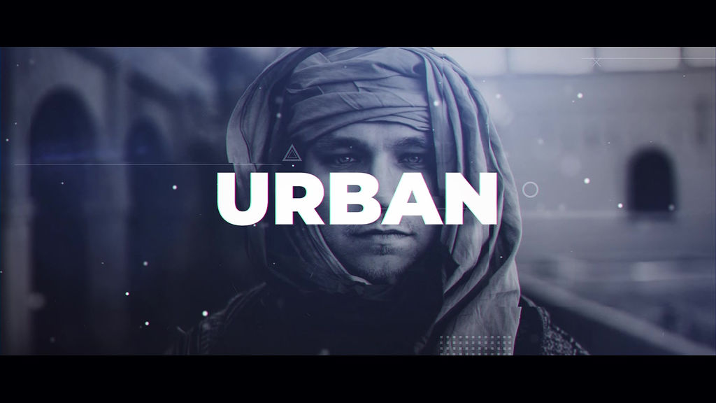 Urban Upbeat After Effects templates
