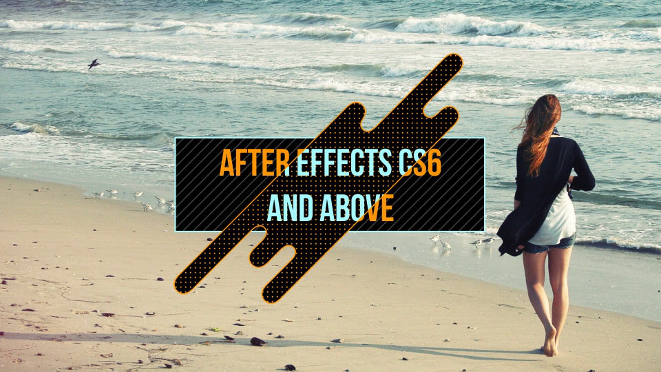 Opener After Effects templates