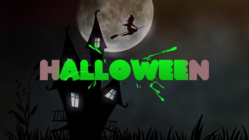 Halloween Titles FCPX