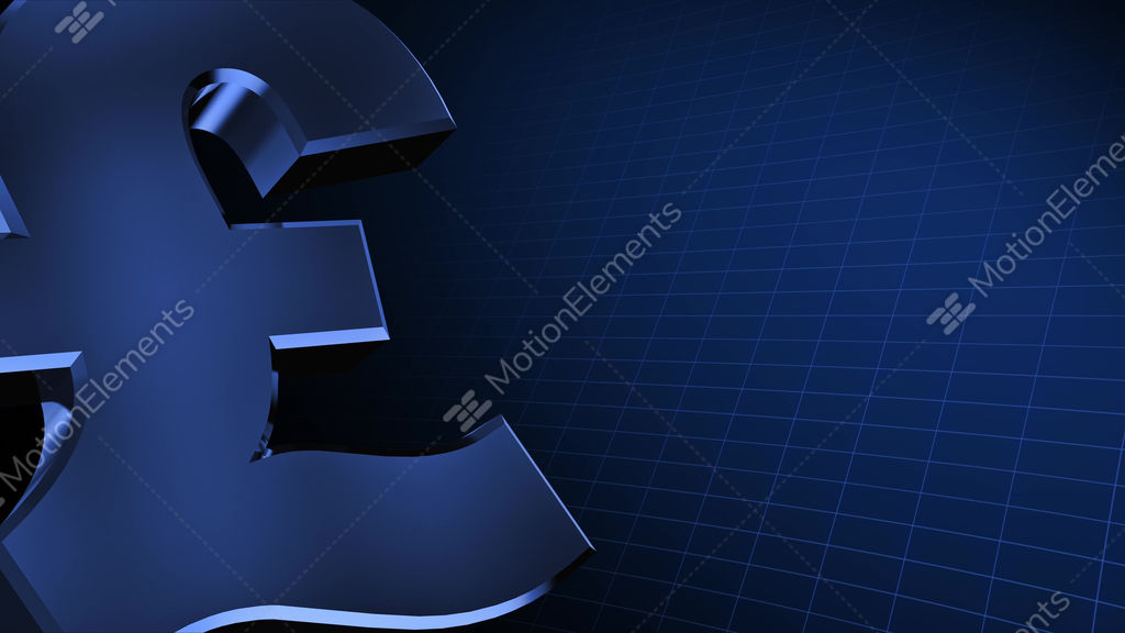 4k Money Sign Symbols Stock Animation 9394659