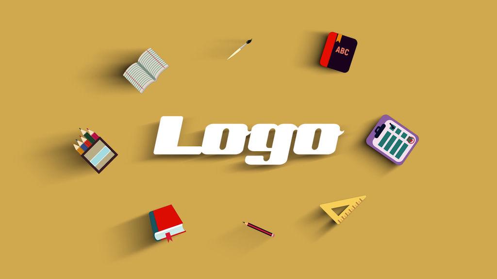 School Logo Reveal