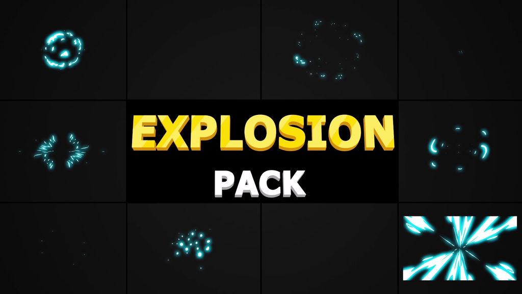 2D Explosion Elements
