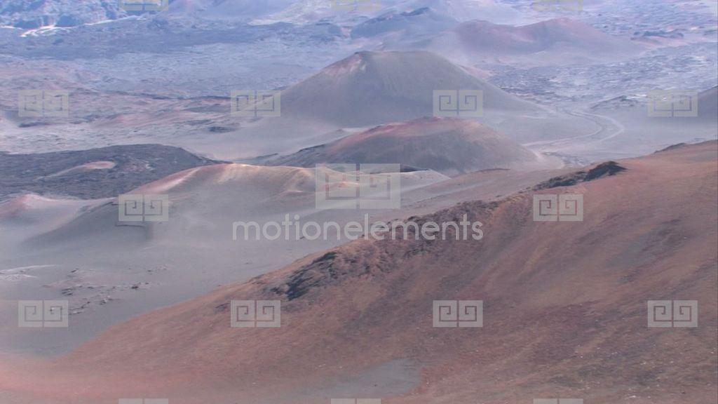 Maui haleakala volcano crater hawaii close pan left m hd stock video maui haleakala volcano crater hawaii close pan left m hd stock video footage publicscrutiny Gallery