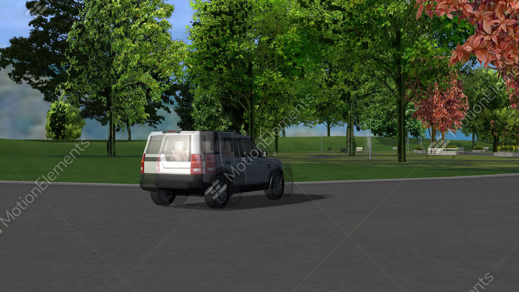Two Car Accident, Animation Stock Animation   2818888