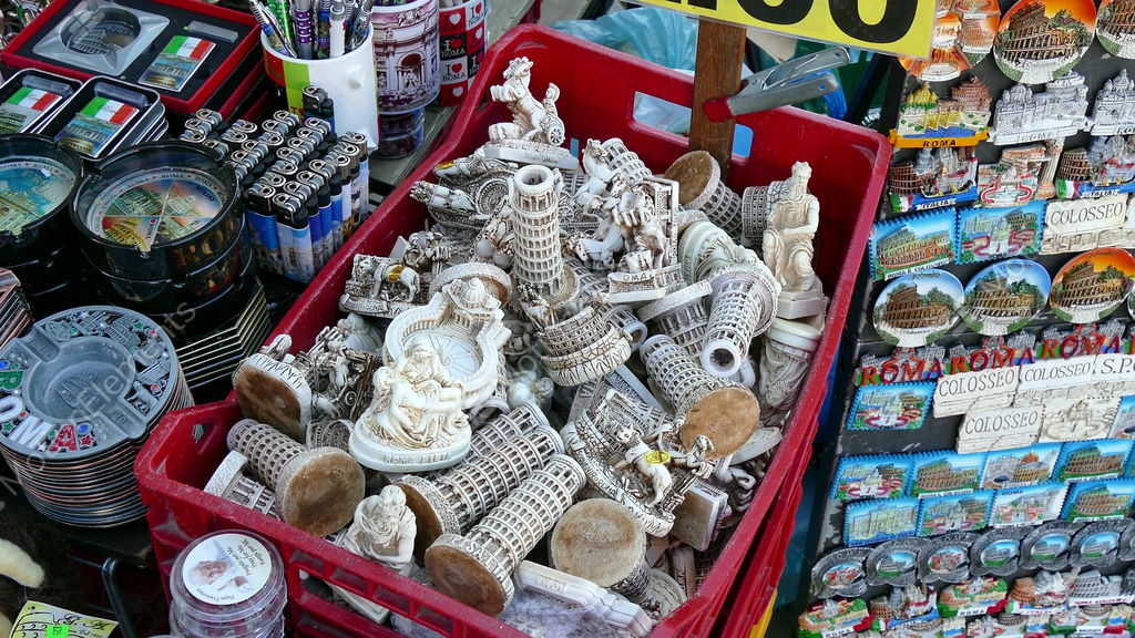Souvenirs Rom