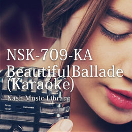 Beautiful Ballade-KARAOKE 1