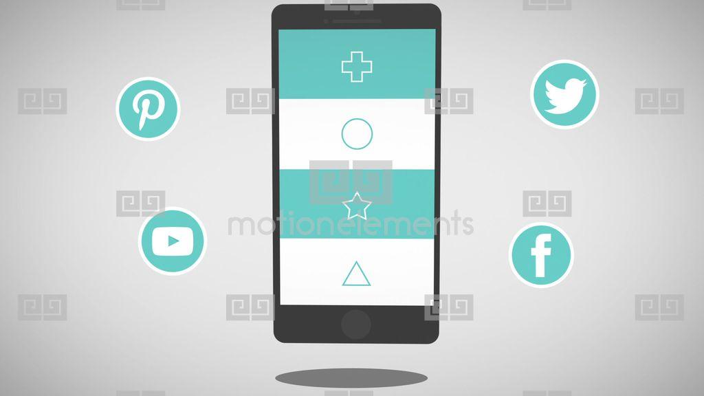 app promo flat design business 3d iphone display presentation after effects templates 8566369. Black Bedroom Furniture Sets. Home Design Ideas