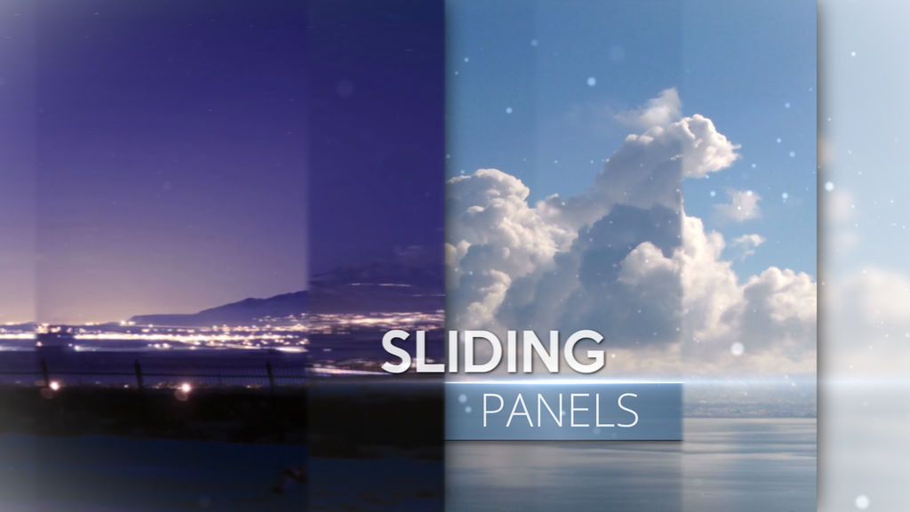 final cut pro wedding templates - sliding panels apple motion and final cut pro x template